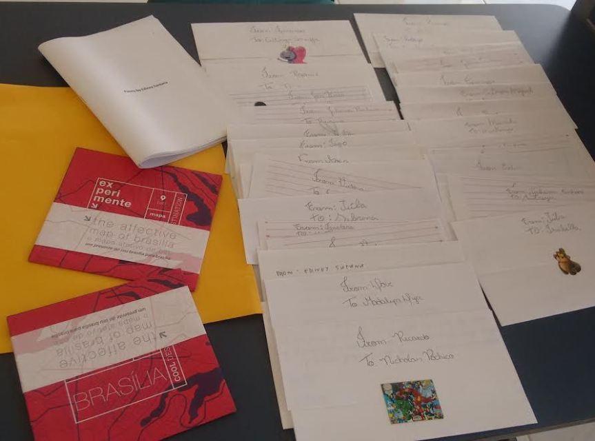 cartas para Pensilvânia